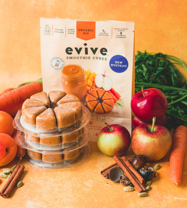 Certified Nutritionist Compares Lunchbox Fruit Snacks With Evive Smoothies