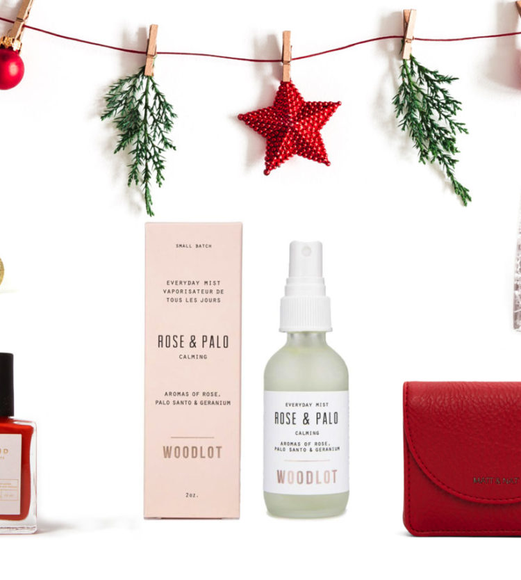 My Top 10 Vegan (& Canadian!) Gift Guide For 2019