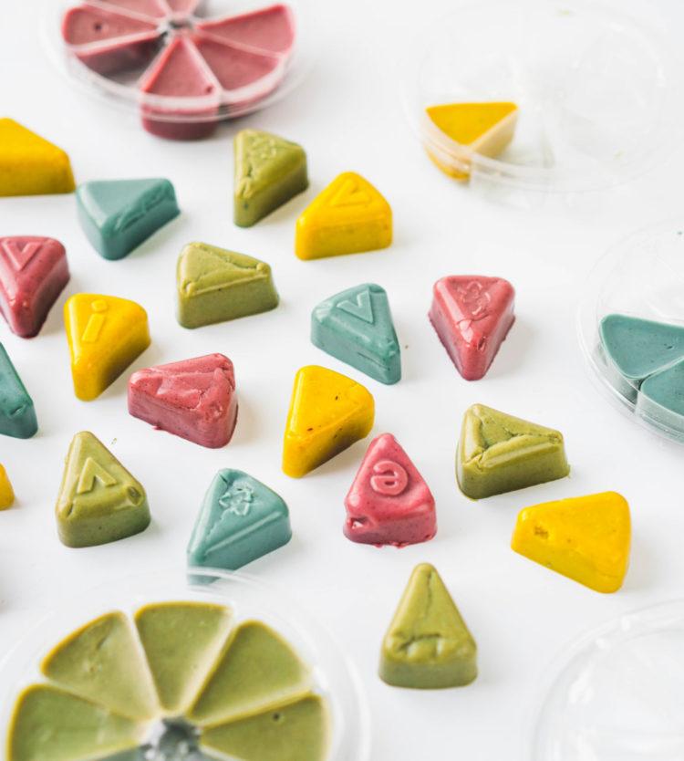 Recette de Bonbons Véganes – Sans Sucre Ajouté