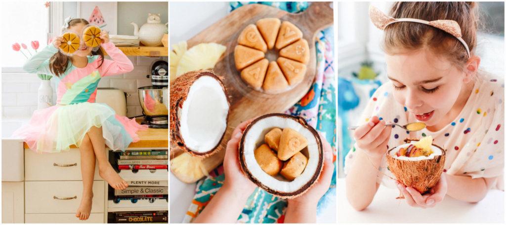 evive, evive smoothie, coconut, vegan, plant-based, touk-touk, smoothie bowl