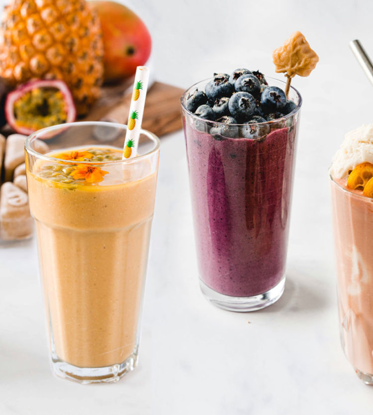New Simple and Tasty Smoothie Recipes