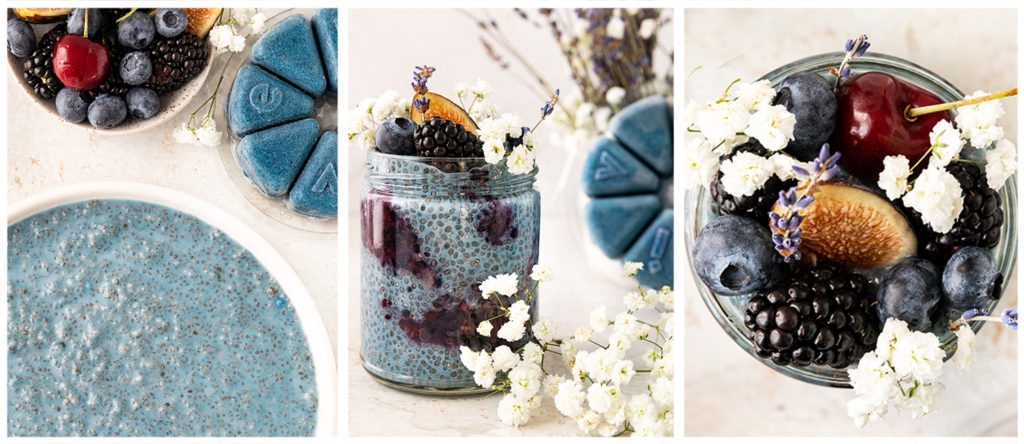 Deluxe Chia Pudding